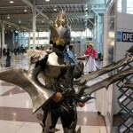 NYCC 2012 Cosplay - Crazy Armor