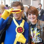NYCC 2012 Cosplay - Cyclops