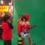 NYCC 2012 Cosplay - Guitar