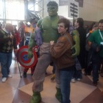 NYCC 2012 Cosplay - Hulk