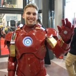 NYCC 2012 Cosplay - Iron Man