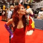 NYCC 2012 Cosplay - Jessica Rabbit