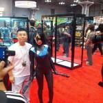 NYCC 2012 Cosplay - Nightwing