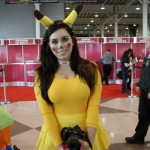 NYCC 2012 Cosplay - Pikachu