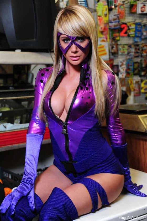 Sara Jean Underwood Sexiest Cosplay 7