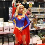 NYCC 2012 Cosplay - Supergirl