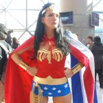 NYCC 2012 Cosplay - Wonder woman