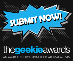 The Geekie Awards!