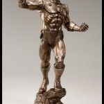 Iron Man Bronze Statue 1