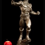 Iron Man Bronze Statue 3