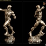 Iron Man Bronze Statue 4