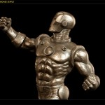 Iron Man Bronze Statue 7