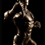 Iron Man Bronze Statue 8