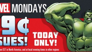 Marvel Monday Sale