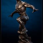 Spider-Man Bronze Statue 1