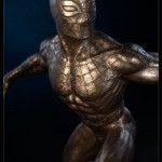Spider-Man Bronze Statue 2