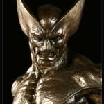 Wolverine Bronze Statue 2