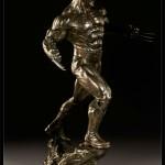 Wolverine Bronze Statue 4