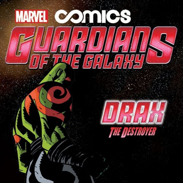 Marvel Infinite Comics Guardians of the Galaxy
