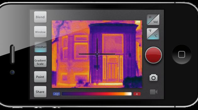 Mu Thermal Camera