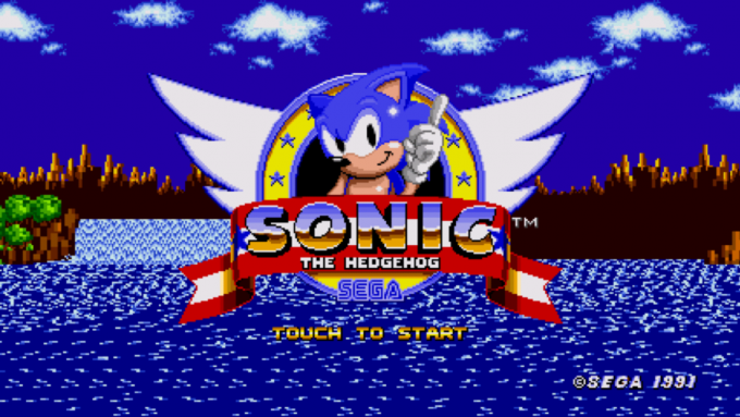 Sonic the Hedgehog Android