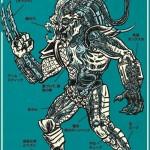 Predator Anatomy