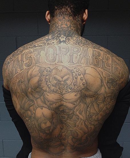 Trash tattooing i tatuaggi peggiori della nba parte