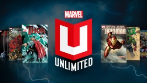 Marvel Unlimited App for Android
