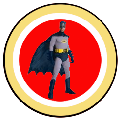 1966 Batman Costume