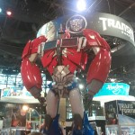 NYCC 2011 Cosplay - Optimus Prime