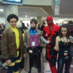 NYCC 2011 Cosplay - Marvel Group
