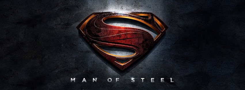 Man Of Steel Logo