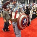 NYCC 2012 Cosplay - Captain America