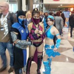NYCC 2012 Cosplay - group