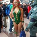NYCC 2012 Cosplay - Poison Ivy