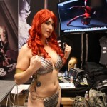 NYCC 2012 Cosplay - Red Head