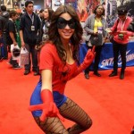 NYCC 2012 Cosplay - Spider Girl