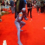 NYCC 2012 Cosplay - Spider-Man 2099