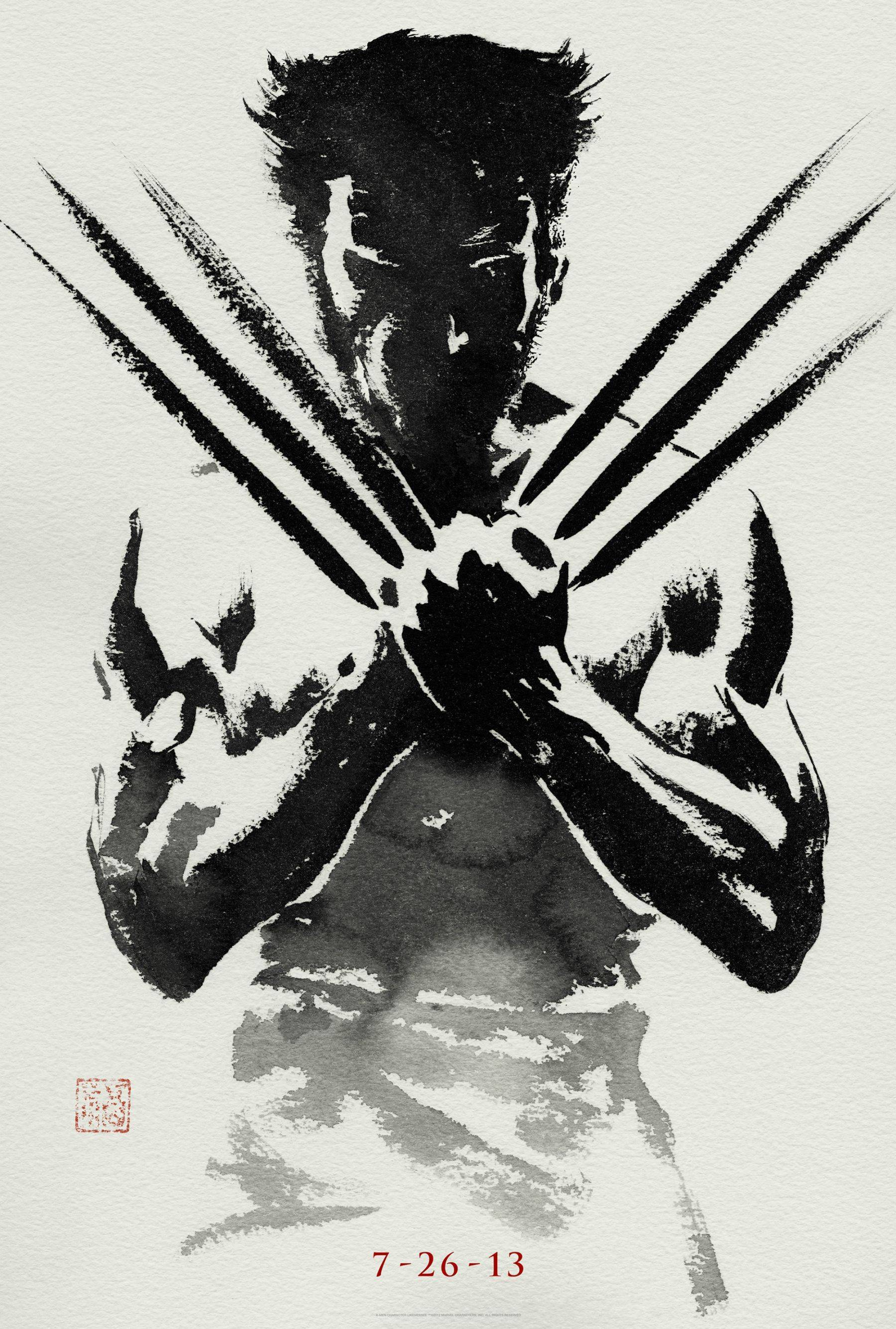 Domestic Trailer for 'The Wolverine' Released