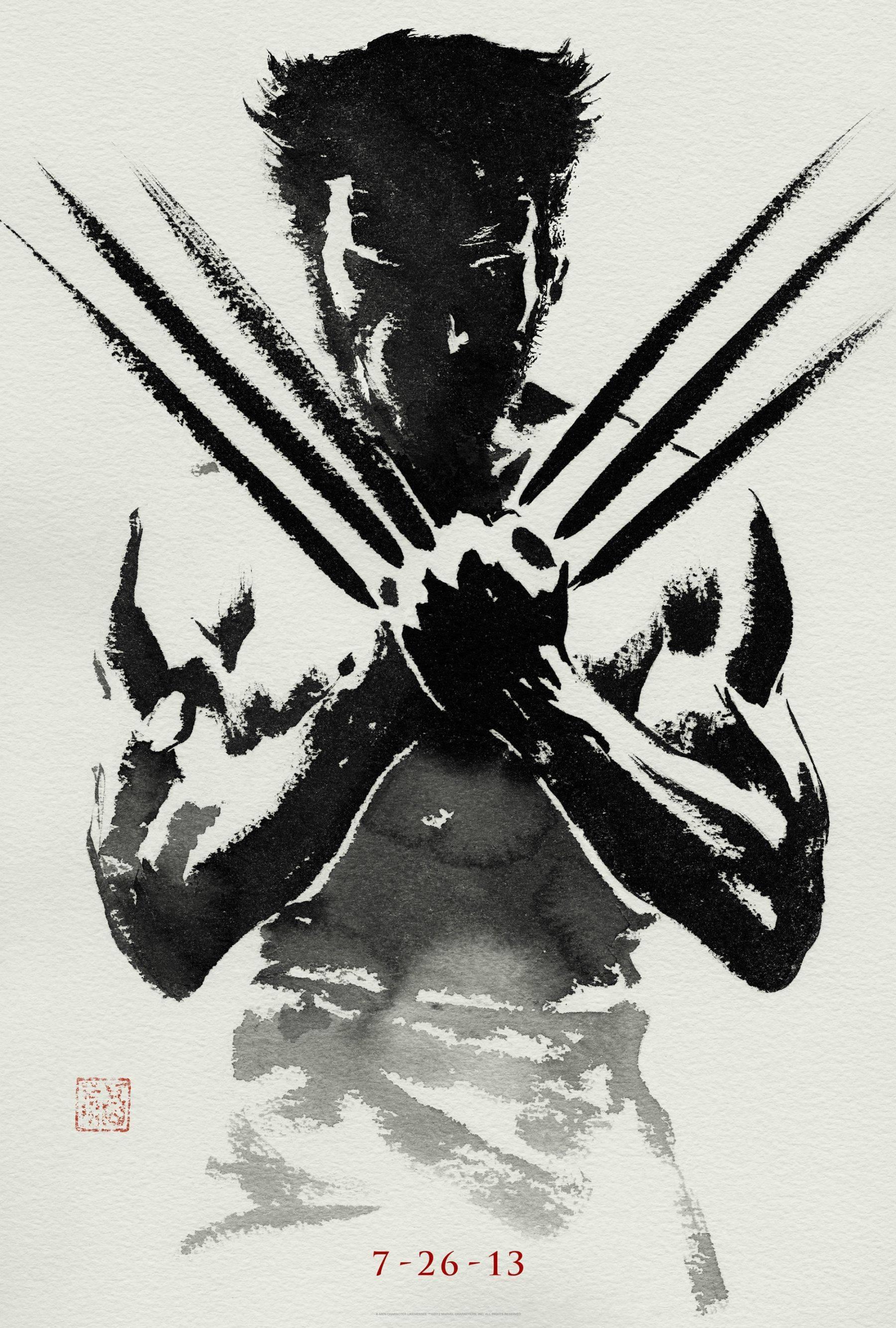 Wolverine Movie Poster