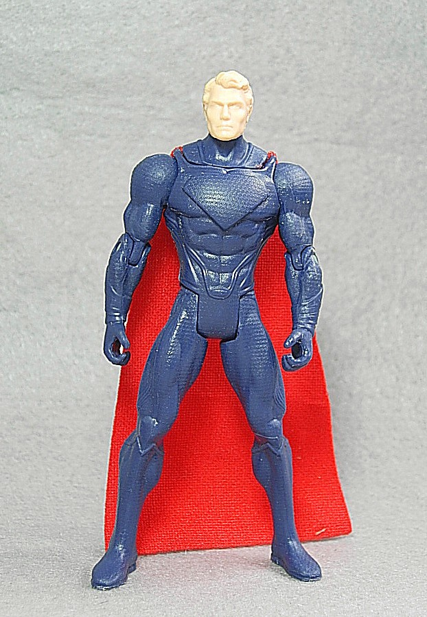 The Man Of Steel Action Figure Prototypes
