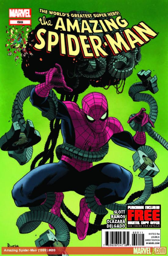 The Amazing Spider-Man #699