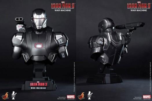 War Machine - Iron Man 3 bust