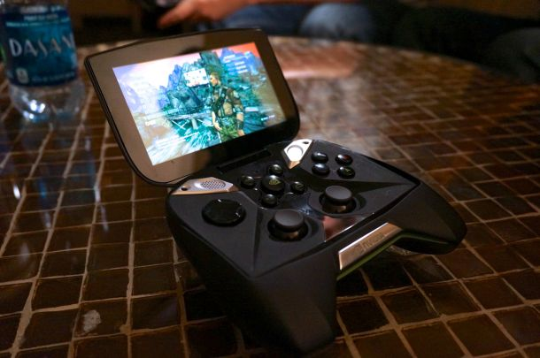 Android Gaming Handheld: Project Shield