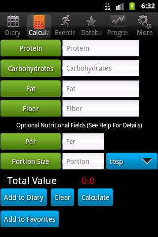 ultimate-food-value-diary-android
