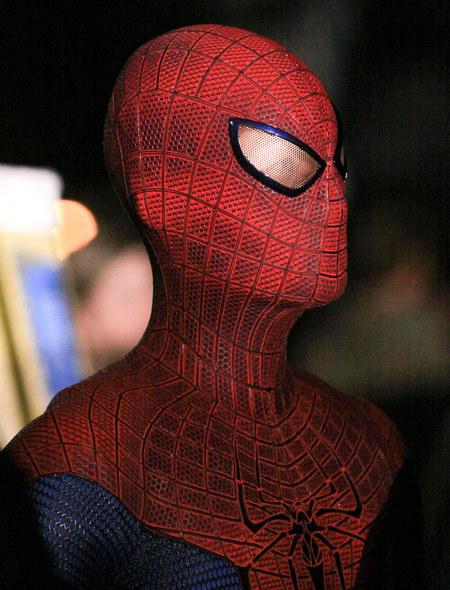 Amazing Spider-Man 1 Mask
