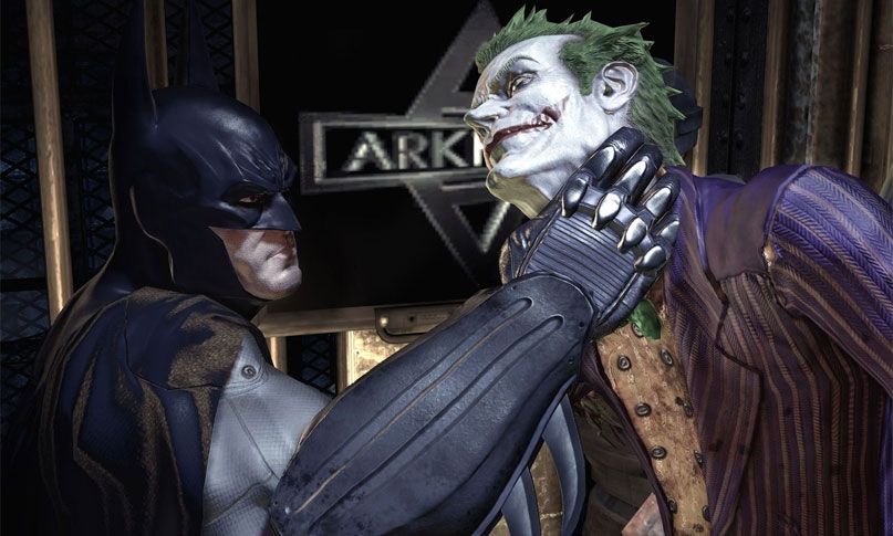 New 'Arkham' Batman Game Coming in 2013??