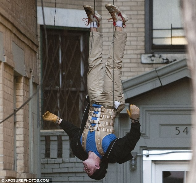Amazing Spider-Man 2 Set Photos - 4