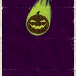 Marvel Minimalist Poster - Green Goblin