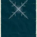 Marvel Minimalist Poster - Iceman